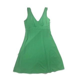 Patagonia Green dress sleeveless